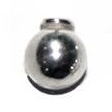 Sterling silver Screwbead Salak for Chain and Pin